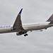 United Airlines Boeing 767-300; N658UA@LHR;14.08.2016