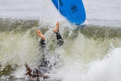 Wipeout (Images by John 'K') Tags: surfing wipeout ocean waves pacificocean pacificcoast wavecatchers campbutanocreek girlscouts johnk johnkrzesinski nikon nikond610 80400mm aptos beercanbeach randomok explore explored
