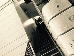 Nancy's steps (Matt From London) Tags: nancyssteps dickens londonbridge steps olivertwist