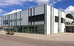 Sunne Library Building (hansn (2+ Million Views)) Tags: bildstrom architecture arkitektur contemporary modern architect arkitekt wingrdh gertwingrdh wingardhs arkitektkontor sunne library bibliotek building byggnad vrmland sweden sverige