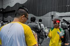 AniManGaki 2016 Day 2 Hangout: 012 (FAT8893) Tags: amg2016 animangaki animangaki2016 cosplay malaysia inazuma eleven mamoru endou mark evans soccer