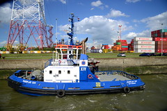 Fairplay XIV DST_3928 (larry_antwerp) Tags: antwerptowage fairplayxiv 9541708 tug sleepboot      antwerp antwerpen       port        belgium belgi          schip ship vessel        schelde