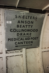 Clapham South Deep-Level Shelter (Helen Williams Photography) Tags: clapham south station underground tube air raid shelter world war two wwii abandoned urbex hidden london transport museum