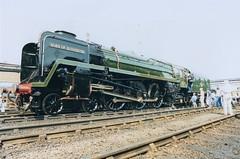 71000_Crewe_04071987 (Mr Ratty) Tags: canon t70 crewe 71000