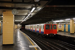 D stock on Borrowed Time (1V44) Tags: dstock londonunderground cannonst 7004 districtline 20august2016 towerhill wimbledon