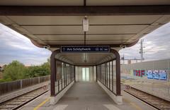 Go ahead (Herbalizer) Tags: go ahead graffiti vienna ocb td2f line station trackside wien austria sterreich bb wiener linie