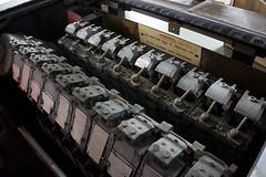 Ticket Machine (McTumshie) Tags: openhouselondon 20160918 arnosgrovestation london londonunderground piccadillyline tfl transportforlondon railway railwaystation station thetube theunderground england unitedkingdom