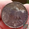 1889 Queen Victoria Silver florin (ttbeep) Tags: queenvictoria silver florin coin 1889 motherearth yorkshire england