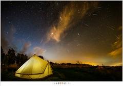 Perseds before dawn (nandOOnline) Tags: meteorieten perseus friesland donker meteoriet perseiden moddergat waddenzee nacht sterrenregen ster sterrenbeeld zee vallendesterren meteoor meteoren wadden wad kollumerpomp nederland