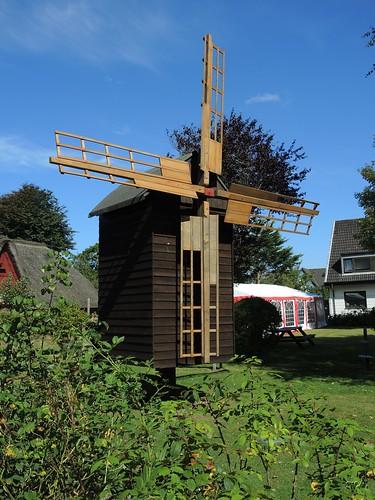 Windmühle Pfahlmühle