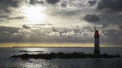 "The ""Grand Jardin"" lighthouse (Berry_collins) Tags: canon5dmark3 phare saintmalo lighthouse"