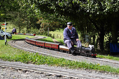 Scottish Director On The Circuit. (neilh156) Tags: steam railway miniaturerailway modelengineering gillingeast rydalesocietyofmodelengineers 62687 lordjamesofdouglas d11 director gcr lner