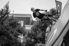 BMX (justinalouise) Tags: bmx pro freestyle bike action sport people
