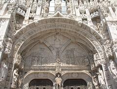 Portal sul (kpmst7) Tags: 2016 eurasia europe portugal lisbon lisboa iberia westerneurope southerneurope monastery catholic church exterior belm unesco nationalcapital door