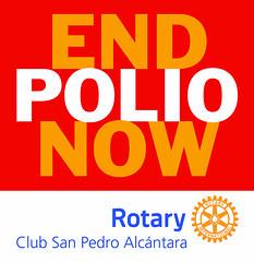 End Polio (rotaryclubsanpedroalcantara) Tags: rotary club sanpedroalcantara deporte ciclismo diadelpedal polio