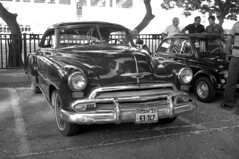 1951 Chevy (Ilya.Bur) Tags: 1951 chevy vintage classic car vehicle chevrolet canon 7 color skopar 35mm f25 neopan acros 200 caffenol cl