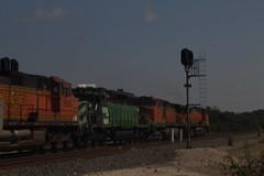 54397 (richiekennedy56) Tags: bnsf ac44cw c449w sd402 bnsf5645 bnsf4124 bnsf1784 kansas franklincountyks leloup ottawa railphotos unitedstates usa