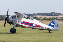 Gloster Gladiator (Perfect Moment Images) Tags: force royal arm air fleet raf 2016 fighters the meet duxford iwm plane bi biplane fighter trainer gladiator gloster ss37