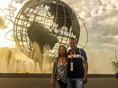 US-Open-2016-10 (fabergtourexperience) Tags: usopen tennis new york usa arthur ashe stadium stanislaswawrinka stan wawrinka novakdjokovic djokovic experience sporting events sunset sunny day