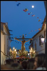 Cristo (Ral Mena) Tags: extremadura nocturna nocturnal 50mm 500d eos500d e