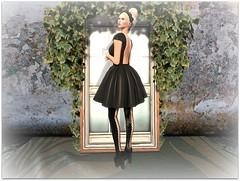 LOTD#38 (Abi Latzo) Tags: lelutka phedora reign secondlife sl shopping fashion