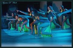 Gruppo di ballerine - Settembre-2016 (agostinodascoli) Tags: ballo danza ballerine persone donne spettacolo nikon nikkor cianciana sicilia texture agostinodascoli