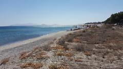 Kardamena - Atlantis Beach (SergioBarbieri) Tags: orizzonte isola nisyros kardamena kos grecia atlantisbeach spiaggialibera