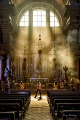 Cappella del Tesoro (lurick.01) Tags: cappella chiesa light luce napoli sangennaro