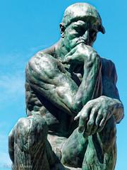 Le Penseur de Rodin (thierrymasson94) Tags: rodin lepenseur sculpture paris france ruedevarennes