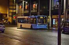 Fairfax Street, Coventry - Bus Stop FX2