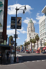 Los Angeles, Hollywood boulevardg (DidierB77) Tags: california usa cinema losangeles walkoffame printemps californie hollywoodboulevard etatsunis