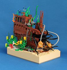 The World S Newest Photos Of Lego And Tentacle Flickr