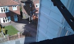 Holgate Windmill sails and shadows - video
