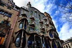 Casa Batlló - Barcelona (Jaume CP BCN) Tags: barcelona nikon catalonia gaudi catalunya cataluña casabatlló antonigaudí catalogne 24120 d700 mygearandme photographyforrecreation 24120f4 24120mmf4gvr nikkor24120f4vr 24120f4vr nikkor24120f4vrii rememberthatmomentlevel1