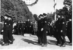 Sarpsborg juli 1942 (Riksarkivet (National Archives of Norway)) Tags: ns worldwarii secondworldwar quisling krigen vidkunquisling andreverdenskrig okkupasjonstiden