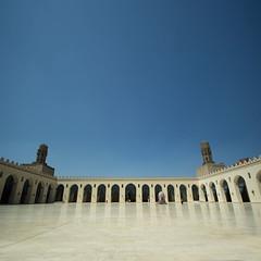 Cairo, Al.Hakem mosqu (Studio76.se) Tags: egypt cairo mosqu fatemi alhakem flickrandroidapp:filter=none