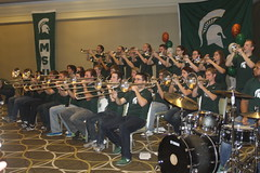 Photo representing NCAA Sweet Sixteen Pep Rally 2013