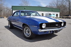 "1969 Camaro • <a style=""font-size:0.8em;"" href=""http://www.flickr.com/photos/85572005@N00/8632197869/"" target=""_blank"">View on Flickr</a>"
