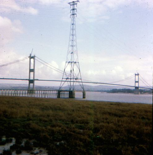 Severn Bridge, 1966