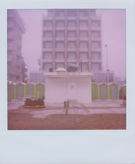 (mathias shoots analogue) Tags: italy analog polaroid italia 600 analogue expired slr680 riccione