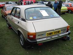 MAY 1981 AUSTIN ALLEGRO 1275cc 1300 HLS SWK701W (Midlands Vehicle Photographer.) Tags: austin may 1981 hls 1300 allegro 1275cc swk701w
