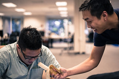 Bananaaa (Sensaet) Tags: team startup paloalto siliconvalley app cooliris