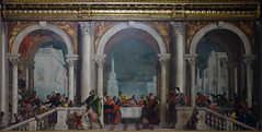 Paolo Veronese, Feast in the House of Levi with frame