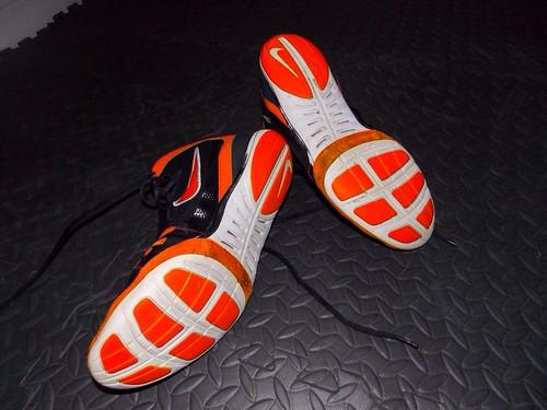 orange nike free ks wrestling