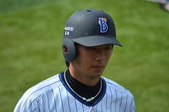 DSC_0911 (mechiko) Tags: 王溢正 横浜denaベイスターズ