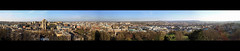 Bristol City Panorama (Craig Williams Photography) Tags: panorama canon bristol cityscape cabottower bristolcity craigwilliams canon50d 20mmf28usm craigwilliamsgallery
