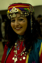 Hazel (toskallef) Tags: blue red portrait green colors yellow dance costume clothing folk traditional clothes mavi ankara catchy dans portre yeil sar metu krmz halk oyunlar odt thbt mu