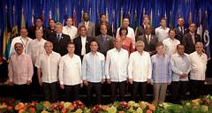 Foto oficial V Cumbre de la Asociación de Estados del Caribe