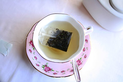 (wmpe2000) Tags: tea teapot teacup teatime afternoontea pouring 2013