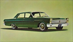 65 Mercury Comet 2 door (1950sUnlimited) Tags: travel cars advertising design mercury style vehicles transportation postcards 1960s advertisements comet classiccars automobiles midcentury